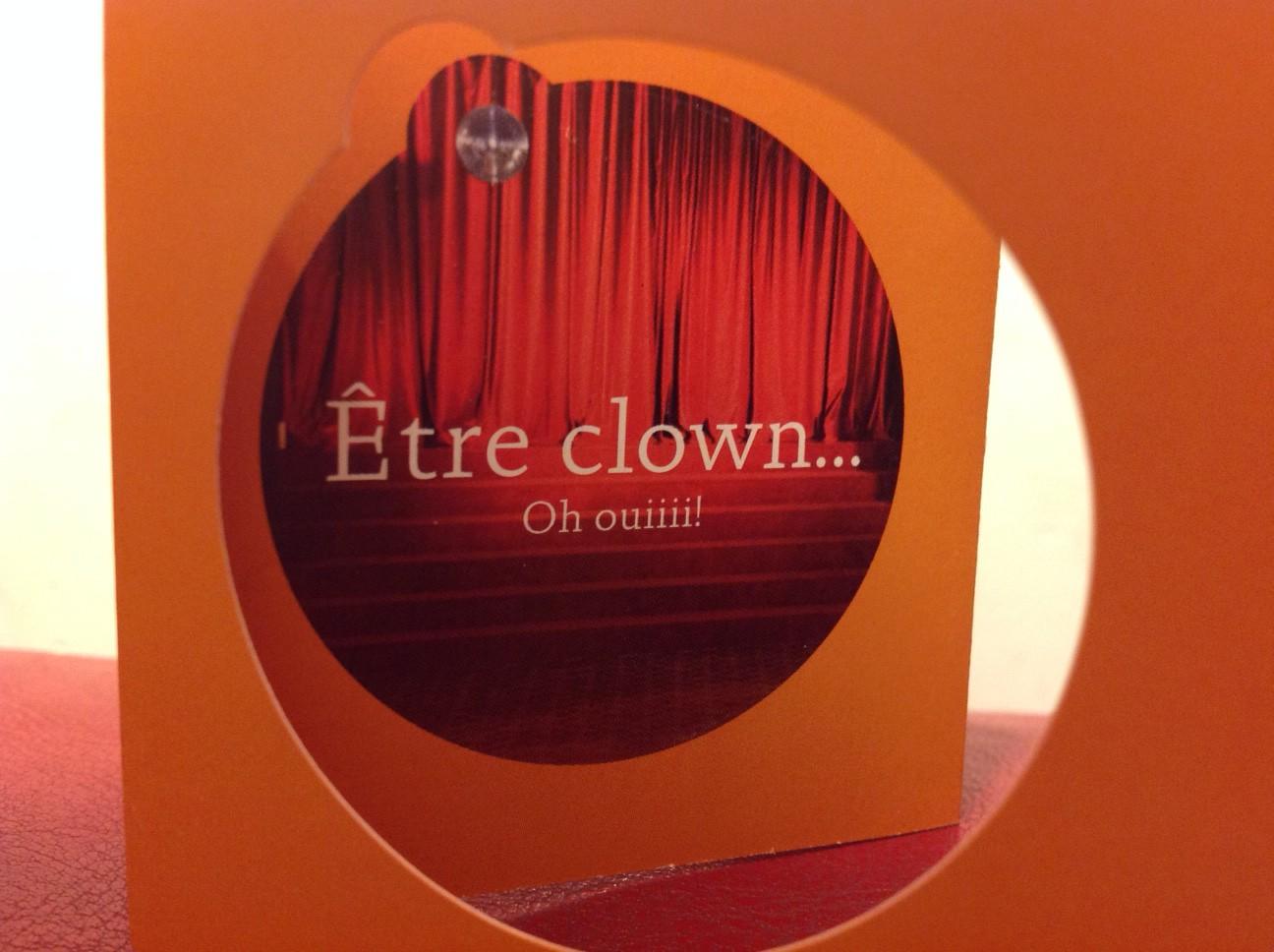 etre clown ho ouiiii